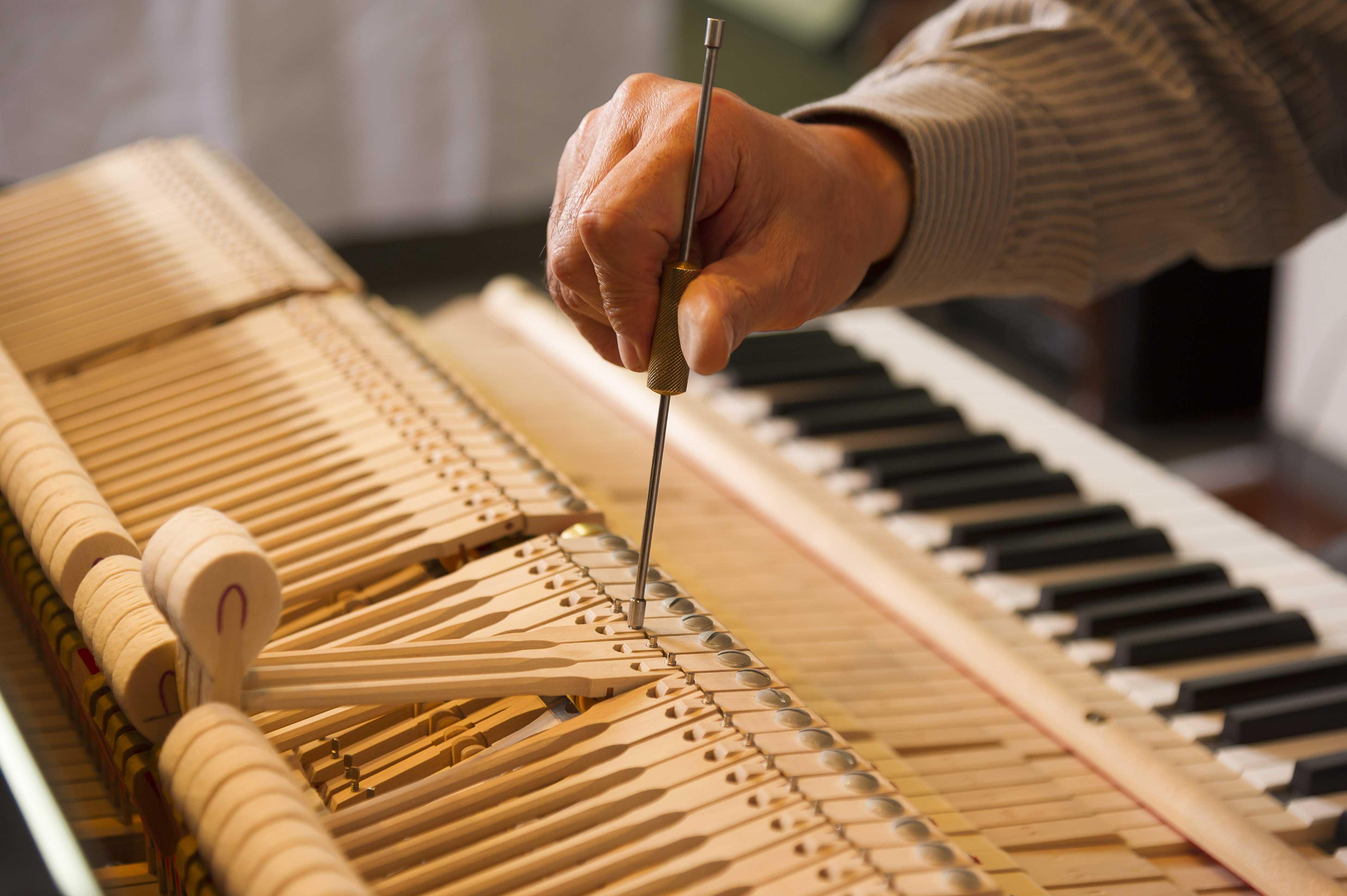 piano stemmen drachten