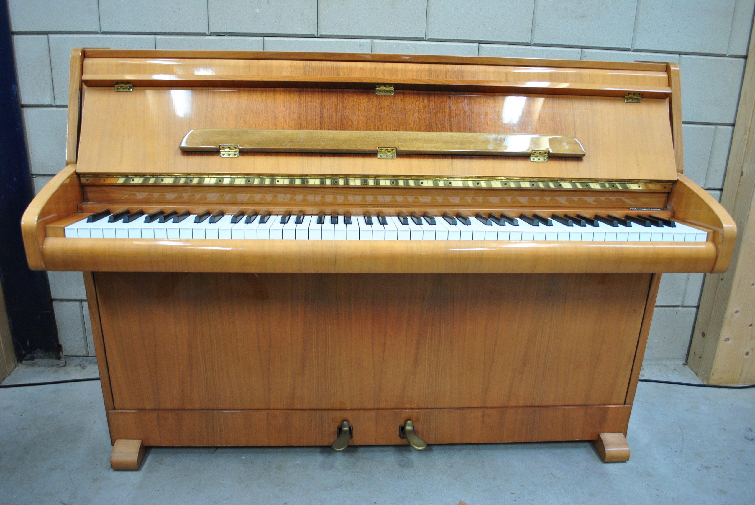 Pianostemmer Leeuwarden