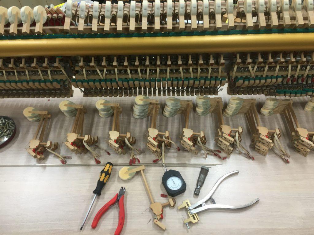 Piano reparatie Groningen