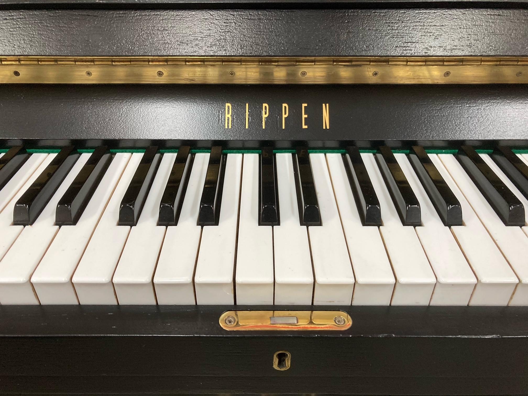 Rippen piano kopen